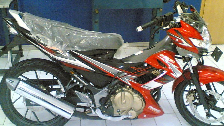 Cars Modiification: New satria 2011