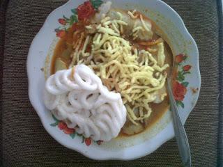 Kupat Kari Bandung
