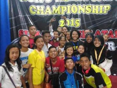 Kabupaten PALI Juara Umum Kejuaran Moxs Taekwondo