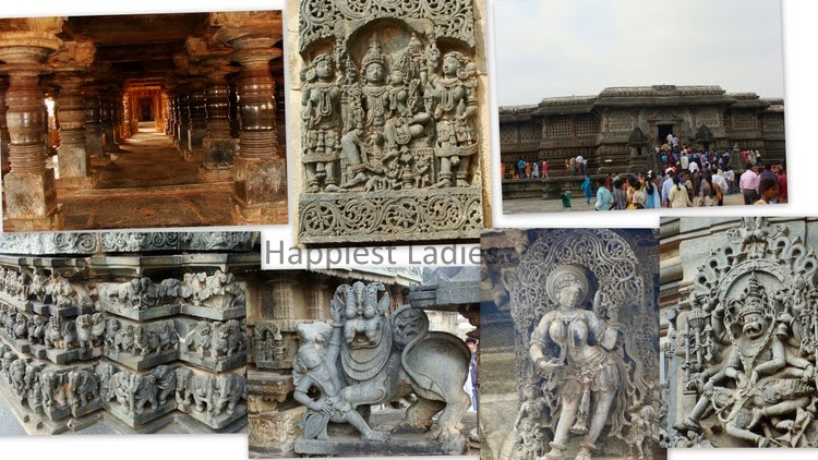 South India Tour Hoysala dynasty