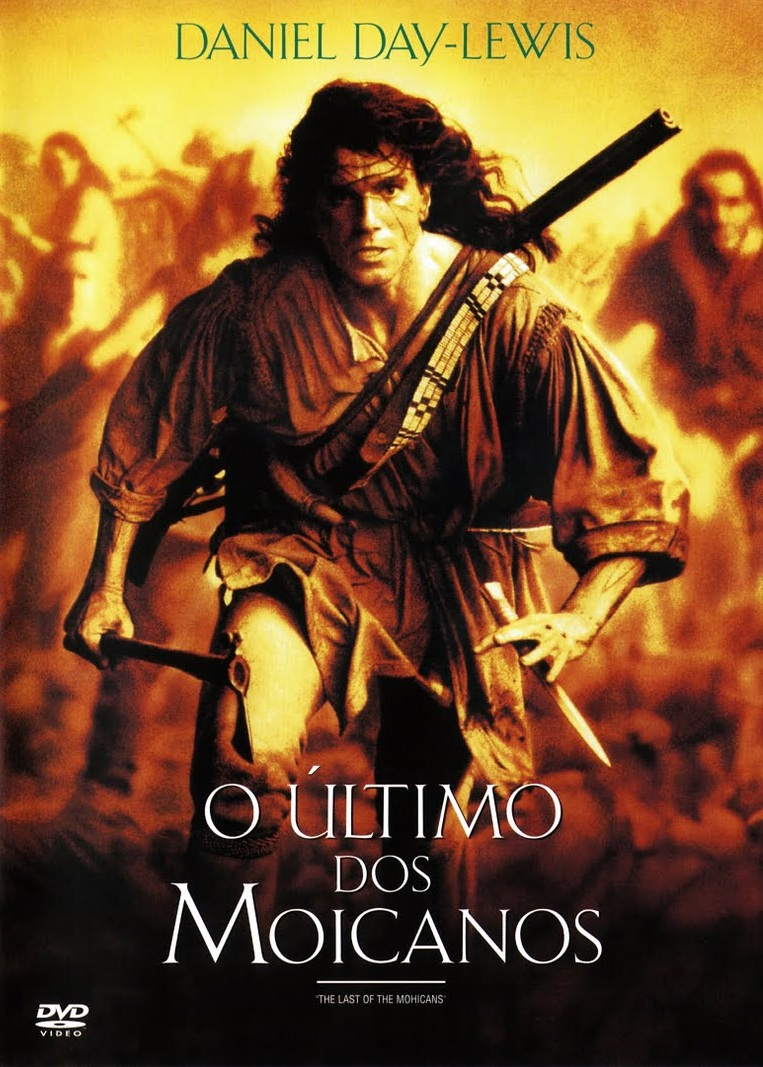 O Último dos Moicanos – Dublado (1992)
