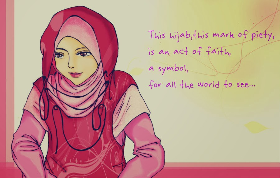 Dalil Pemikiran al-Usaimin tentang Jilbab Wanita Muslimah