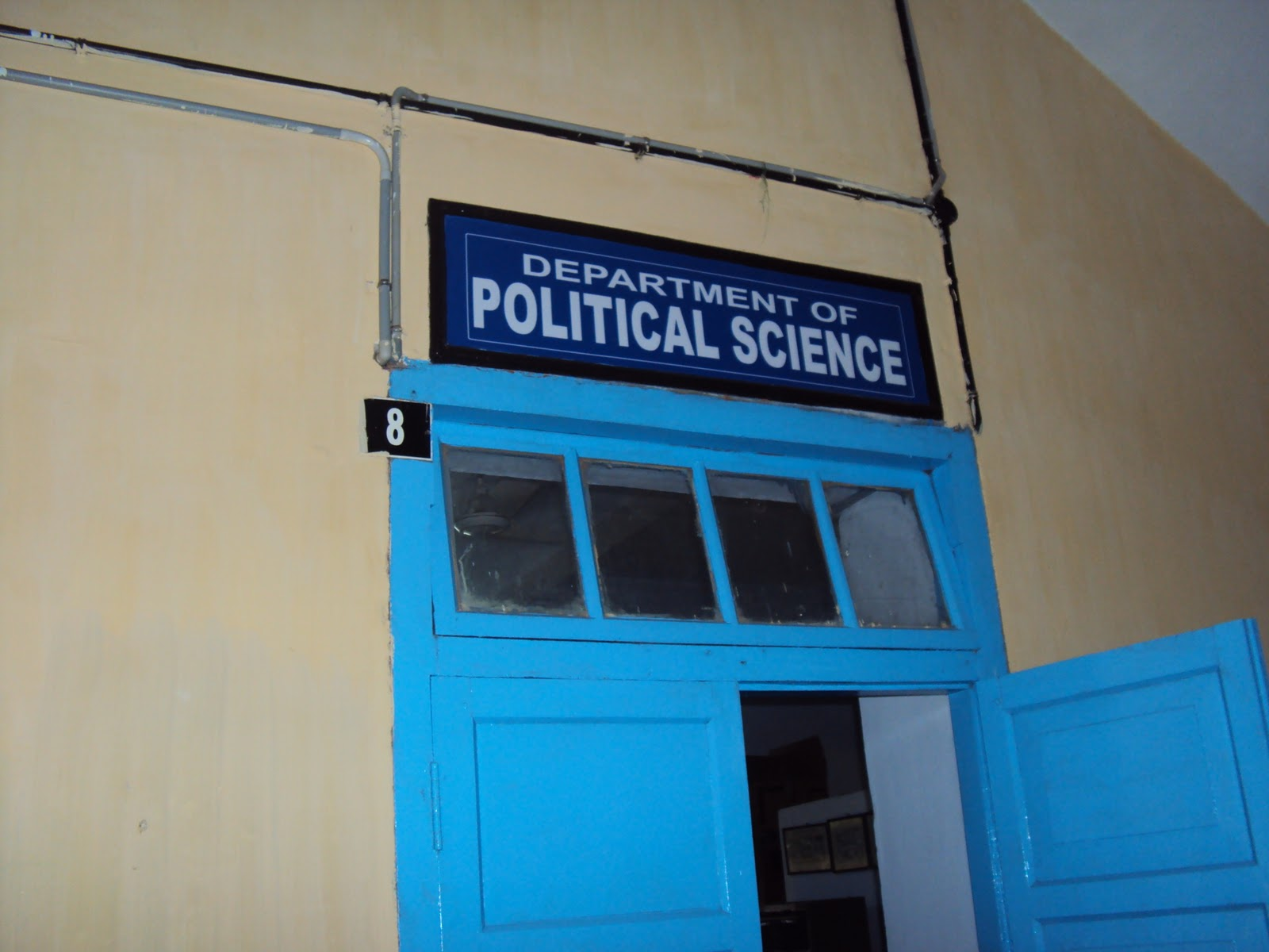 What would be a good theoretical Political Science essay topic that I can apply to a country?