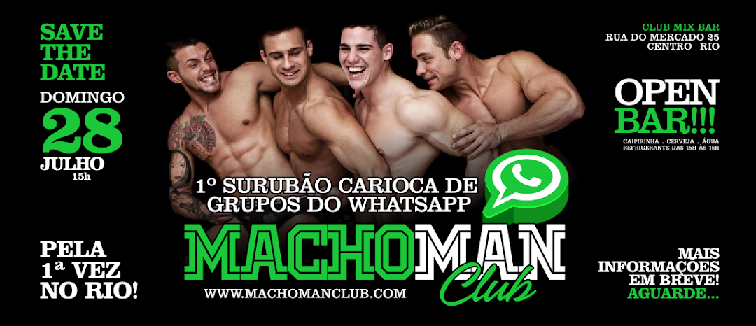 MACHOMAN CLUB