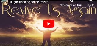 Aurel Gheorghe 🔴 Rugăciunea ce aduce trezire