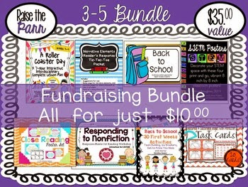 http://www.teacherspayteachers.com/Product/Raise-The-Parr-3-5-Bundle-1350550
