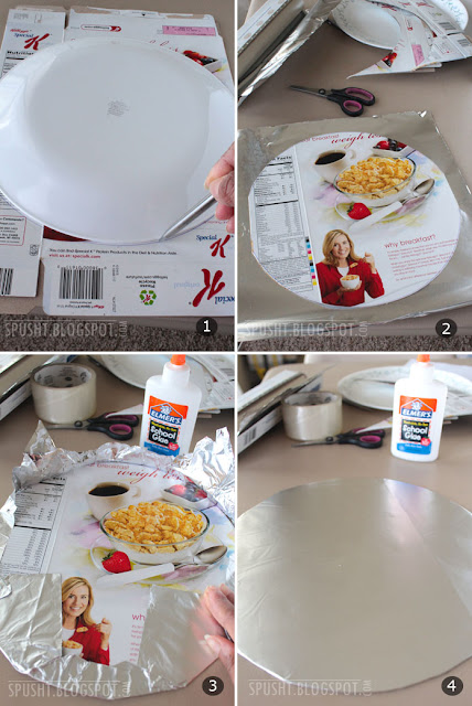 Spusht | make your cake board at home