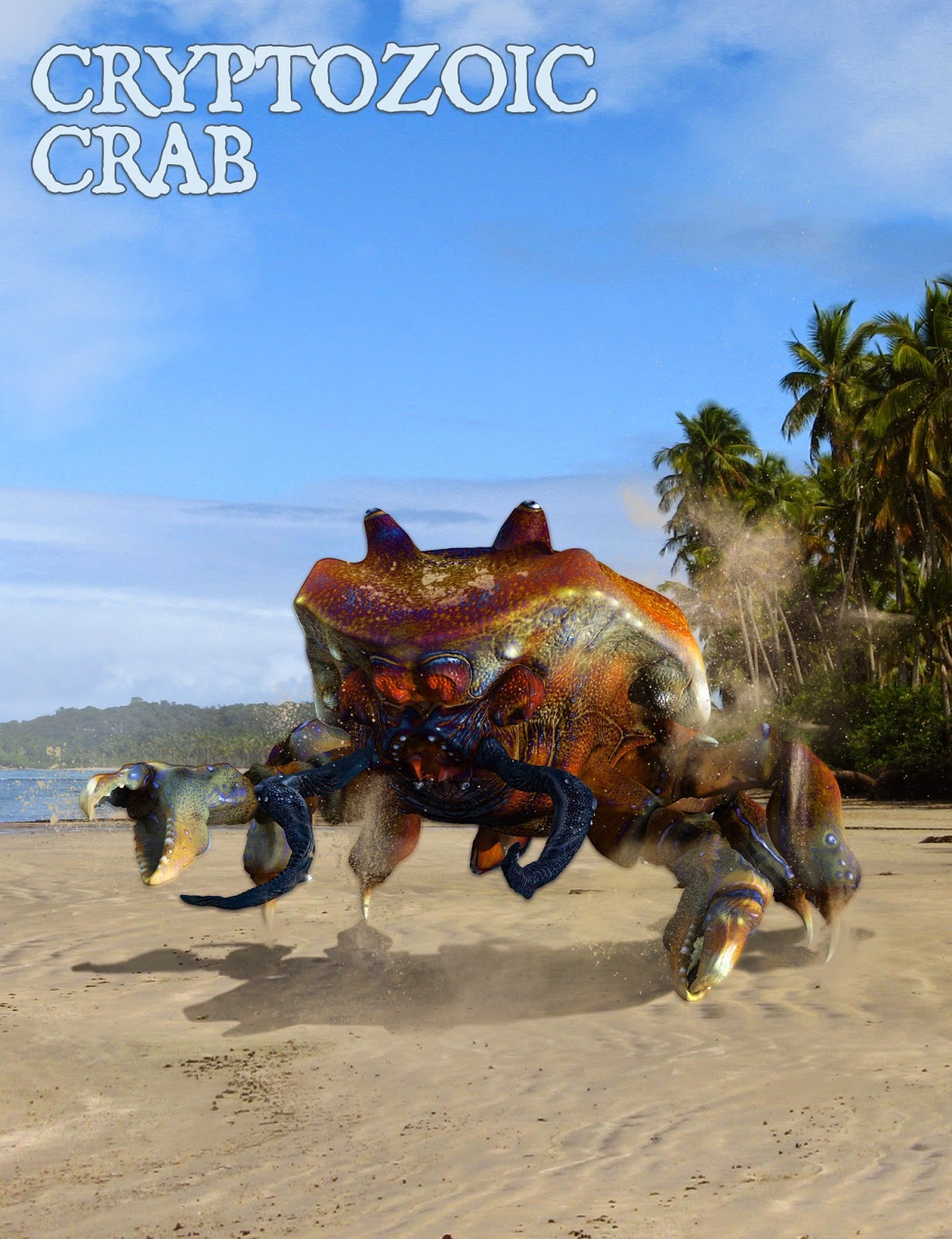Crab Cryptozoic