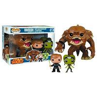 Funko Pop! Star Wars Rancor Pit Pop! 3 Pack