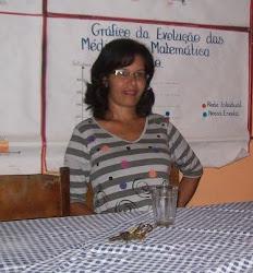 Secretária Maria Audiléia