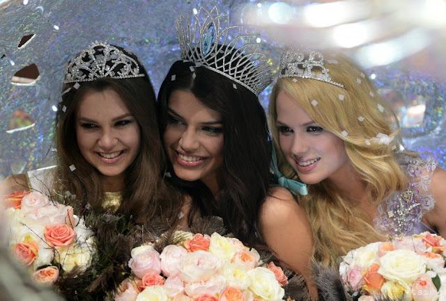 Miss Slovensko Slovakia Slovak Republic 2013 Karolina Chomistekova