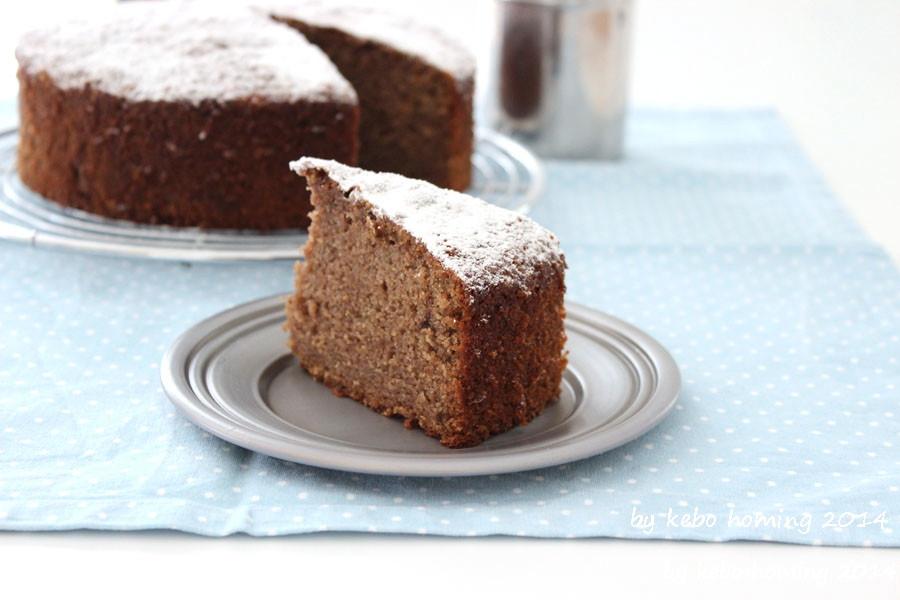 Schokolade Bananen Kuchen Rezept Backen Südtiroler Foodblog und Lifestyleblog kebo homing