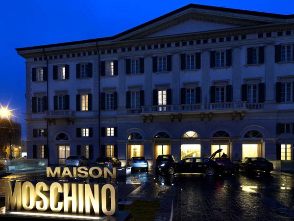 Edificio Maison Moschino