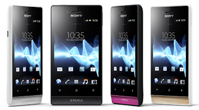 Spesifikasi dan Harga Sony Xperia Miro ST23i Terbaru