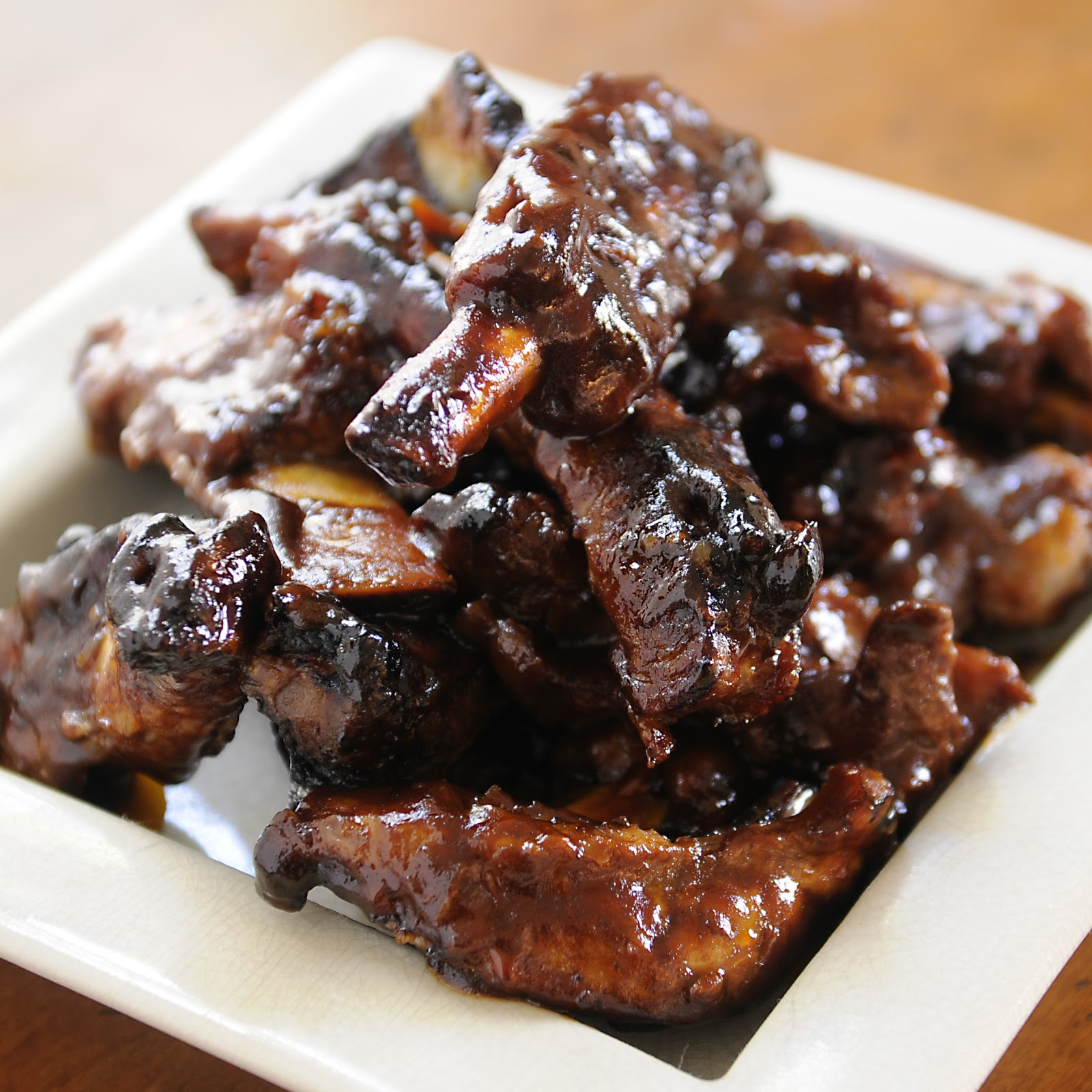 223. Slow Oven Baked Ribs