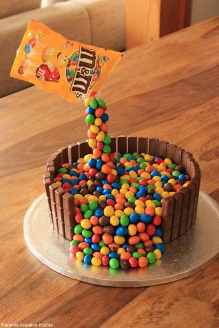 Kerstins Kreative Kuche Illusion Candy Cake