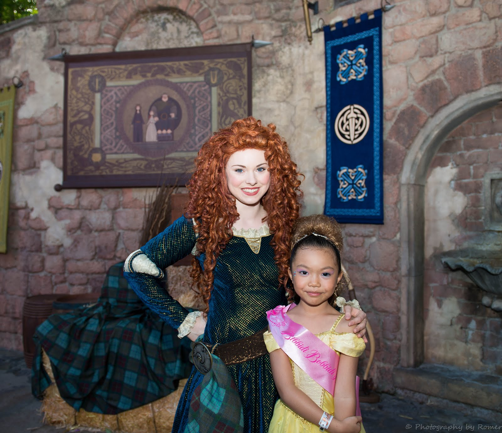 Brave Meridas Meet And Greet At Walt Disney World Tips From The