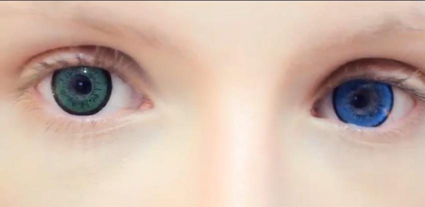 Yuna circle lenses