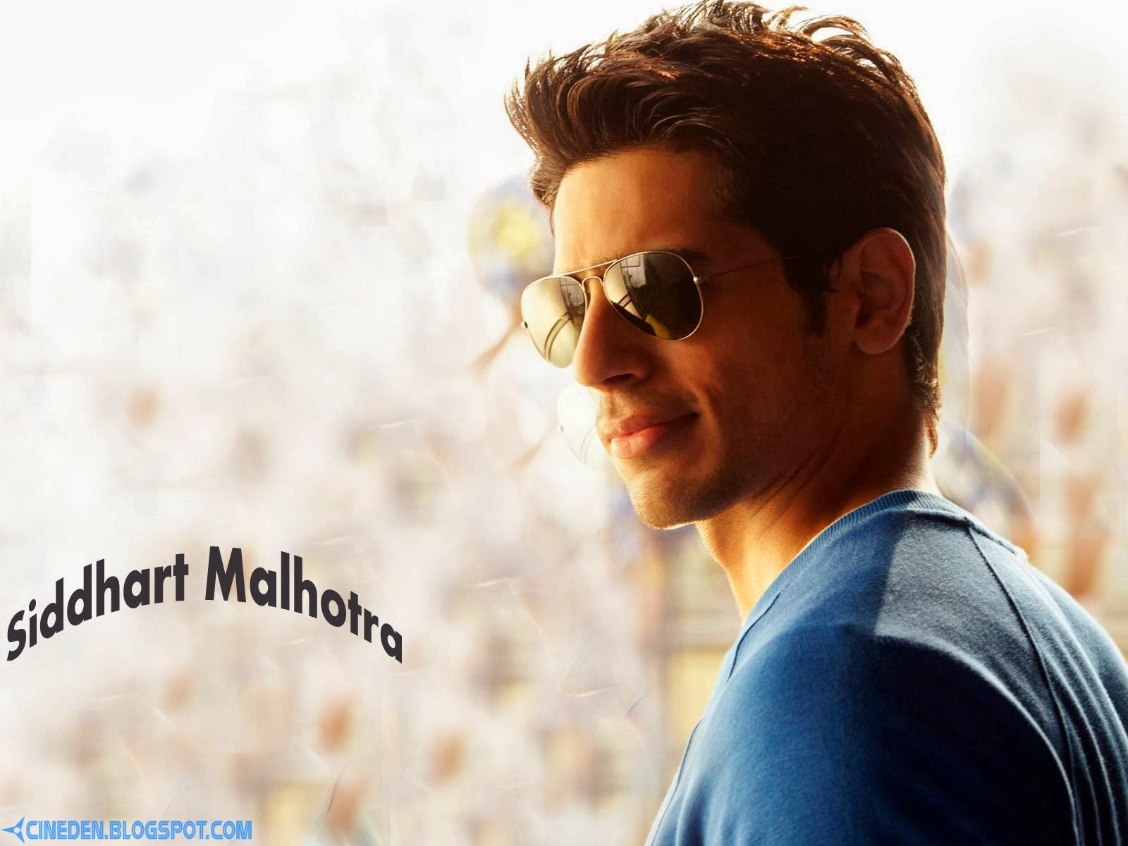 Sidharth Malhotra excited to work with Shraddha - CineDen