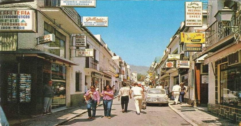 Memories of Torremolinos: San Miguel