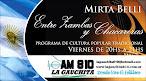 "Radio La Gauchita ""Entre Zambas y Chacareras"""