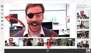 Hangouts Capture google plus