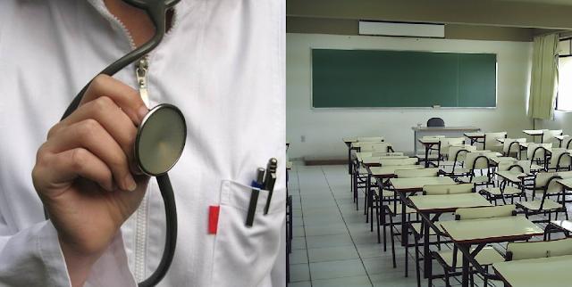 Sanidad y Educación