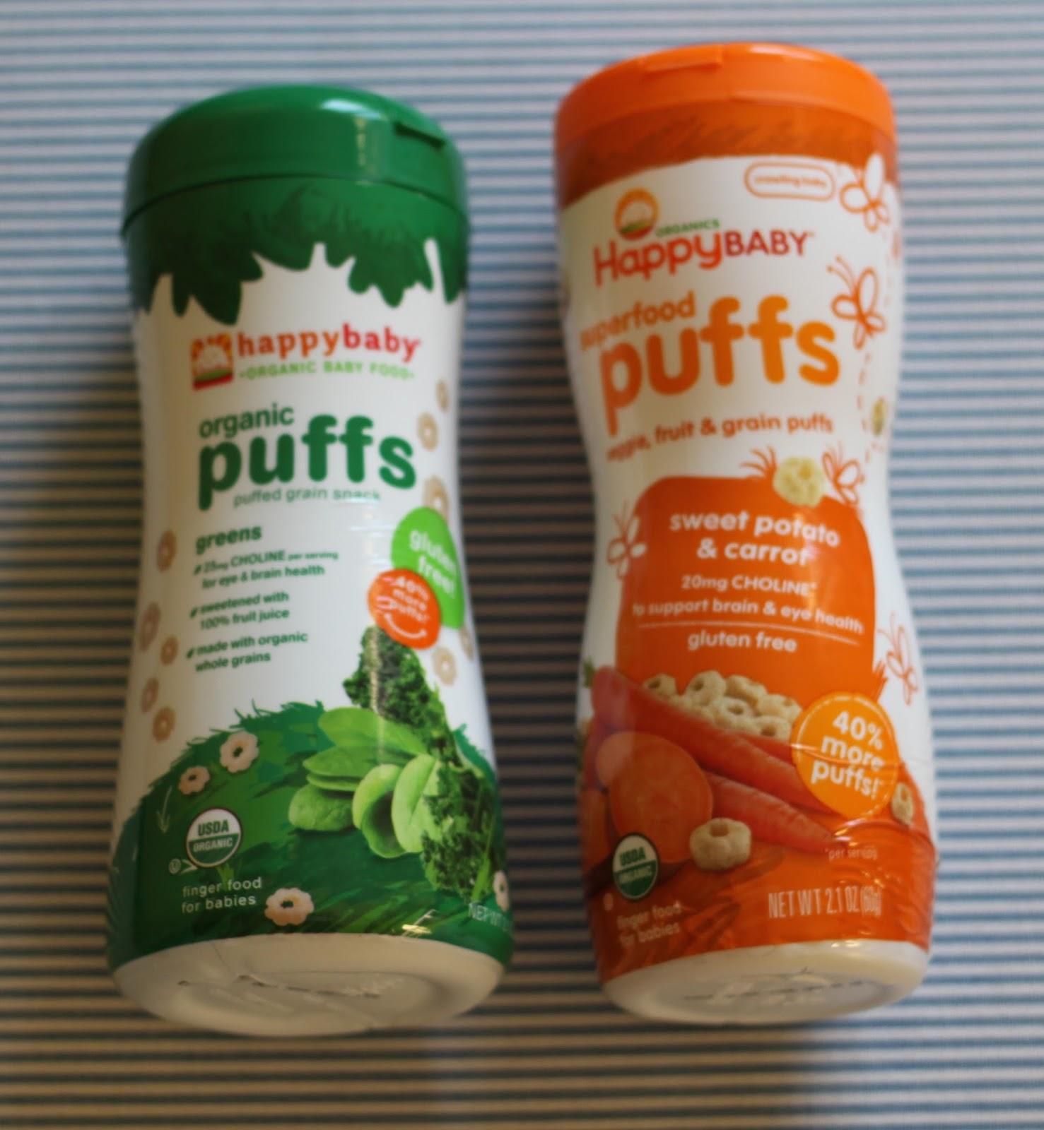 organic puffs