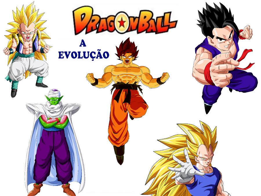 Dragon Ball A Evolução