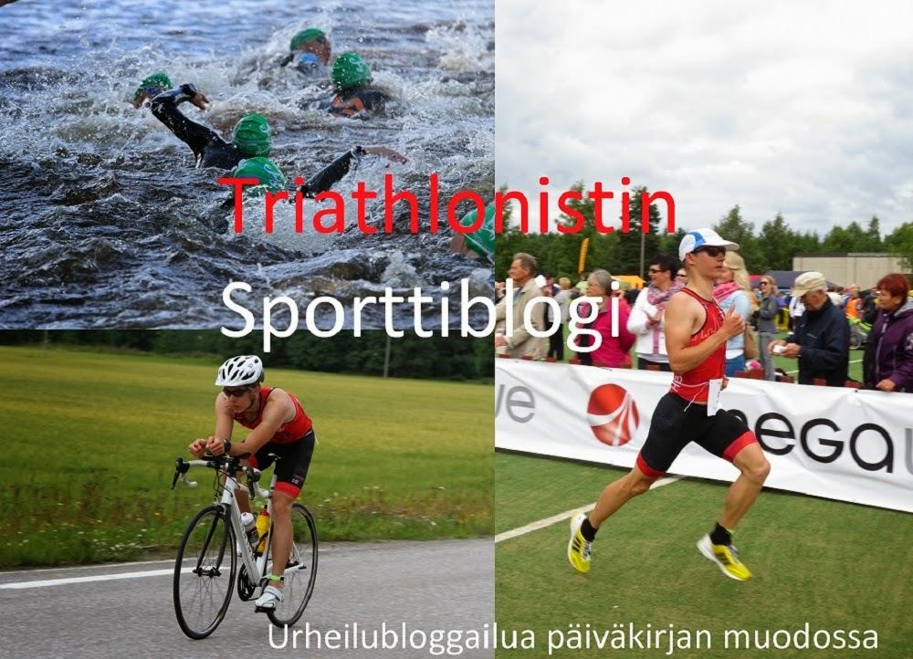 Triathlonistin Sporttiblogi