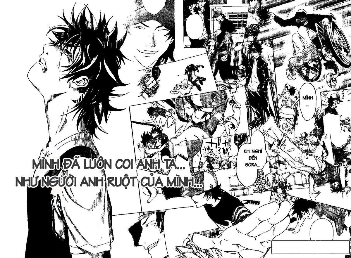 Air Gear Chap 165