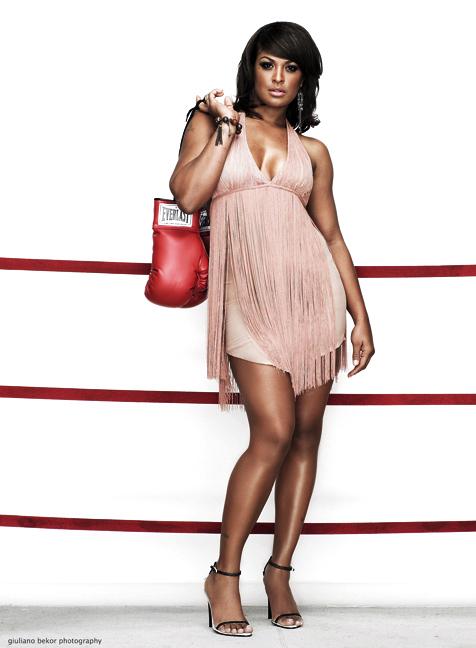 laila ali boxing