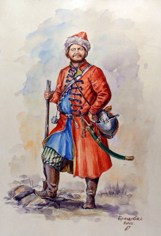 Воин стрелец 2 копейки 1821 ем нм