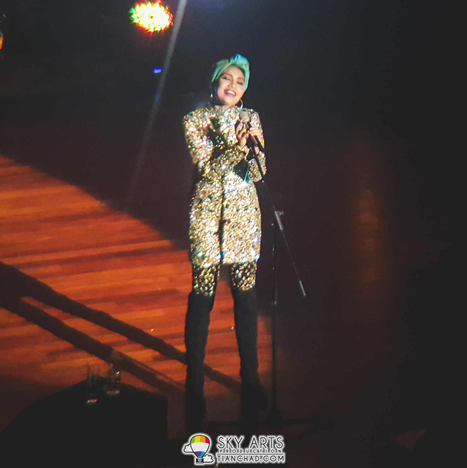 ] Sparkling Night at Yuna Live In Malaysia 2015