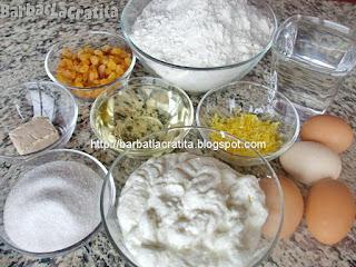 Placinte cu branza Poale-n brau ingrediente reteta