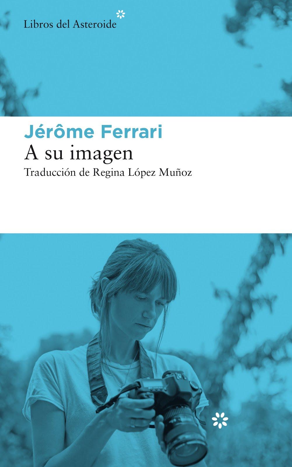 A su imagen, de Jérôme Ferrari.