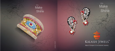 jewellery brochure designs