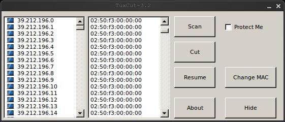 Install TuxCut di Ubuntu