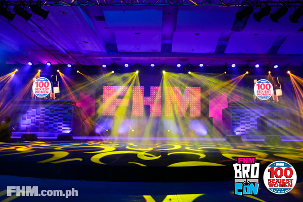 FHM 100 Sexiest 2015 Victory Party