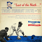 """Last Of The Ninth"" Twins 1965 Record Album"