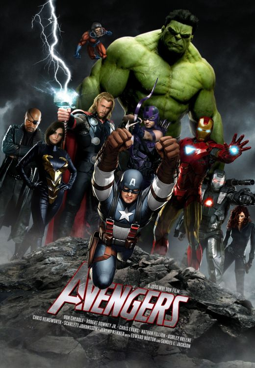 The Avengers has set itself up to be one of the most anticipated