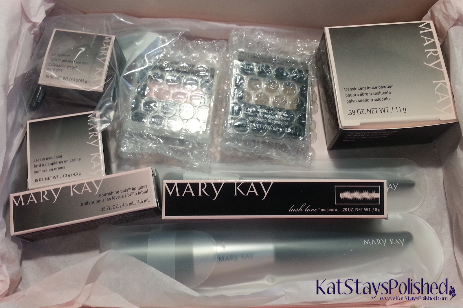 Influenster Mary Kay VoxBox | Kat Stays Polished
