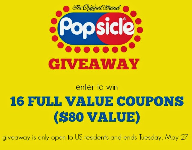 @Popsicle Rules For Being A Kid Contest + Giveaway! Giveaway ends 5/27