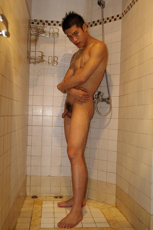 Naked Asian Hunks Random Chinese Male Models