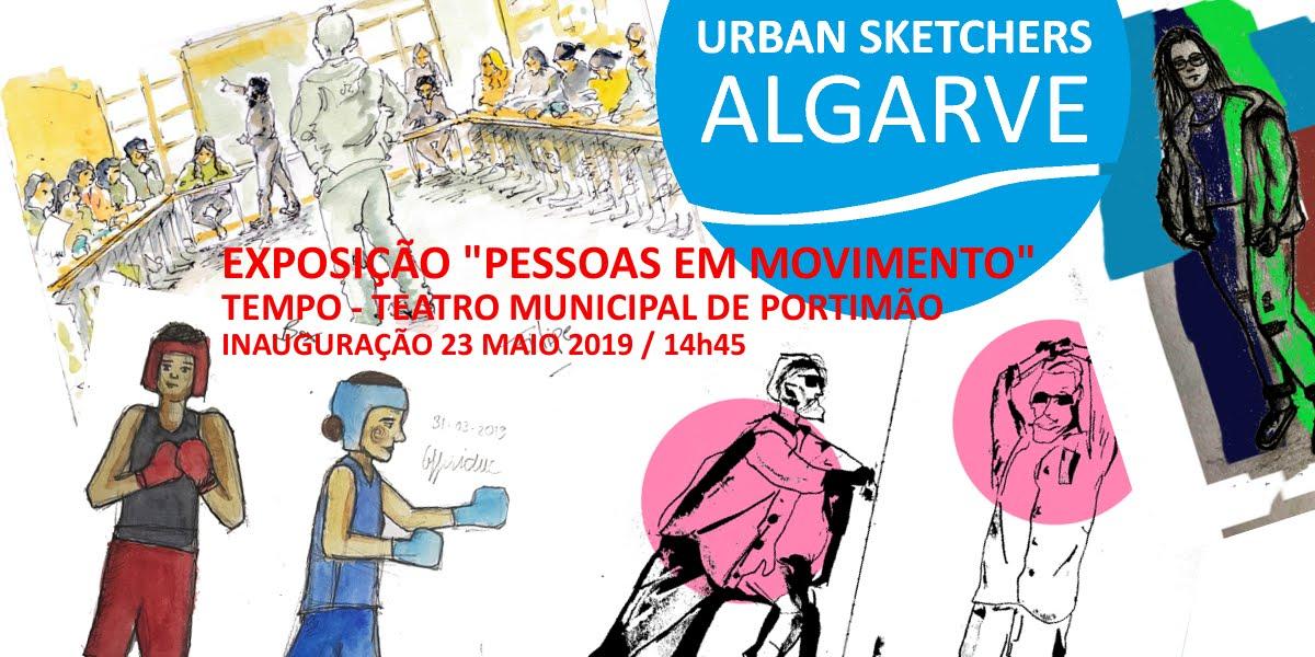 Urban Sketchers Algarve