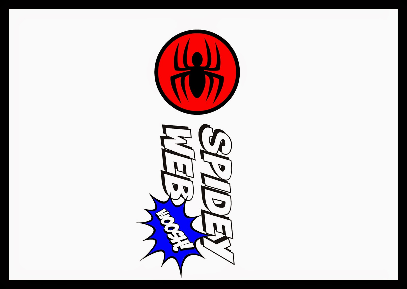 Larissa Another Day Spider Man Web Spray Cover Printable Spiderman Sport It Can Be A Bit Tricky To Make Sure That You Get The Label Fit Silly String So I Am Providing Two Different Printing Options