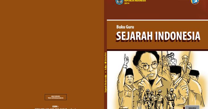 Buku Guru Sejarah Indonesia Wajib Kelas Xii Akrab Senada