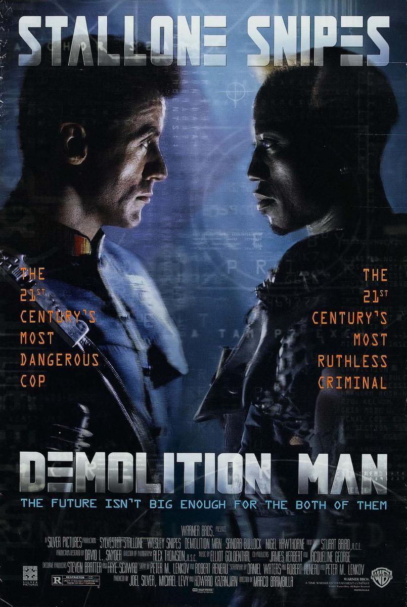 Demoledor (1993)