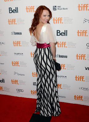 "Erin Cummings ""The Iceman"" Premiere 2012 Toronto International Film Festival"
