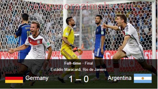 german menang world cup